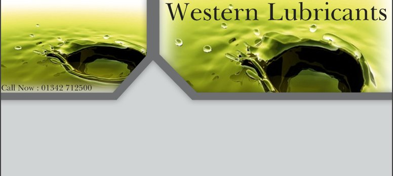 Western Lubricants - Company Message